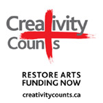 Restore Arts Funding NOW!  Help Support the ARTS... Thank you!