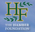 Thank you to The Hamber Foundation