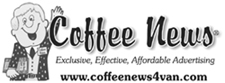Thank You to Coffee News for being our Media Sponsor!